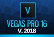 Vegas PRO 16 (versão 2018) Completo!